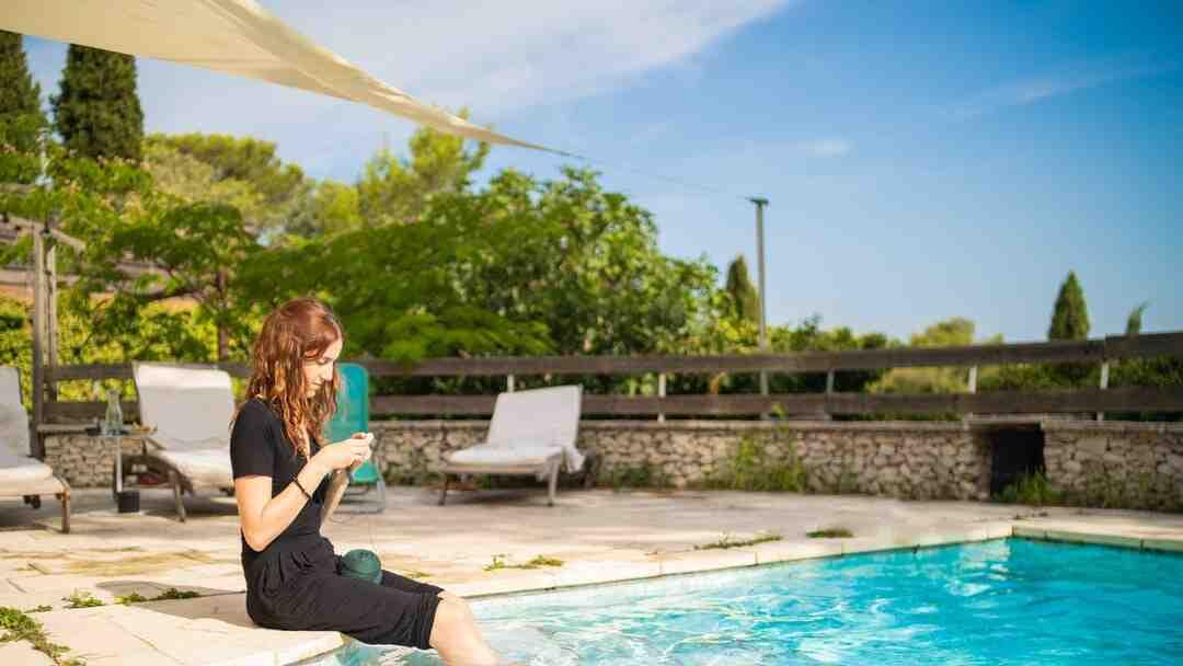 Quel dallage pour piscine